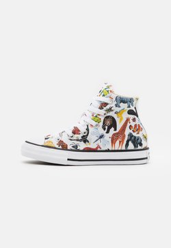 Converse - CHUCK TAYLOR ALL STAR UNISEX - Baskets montantes - white/black