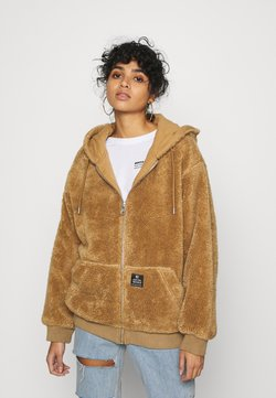 BDG Urban Outfitters - ROSIE HOODED - Winterjacke - parchment