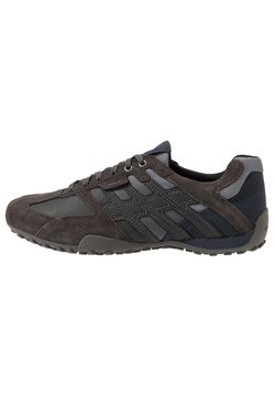 Geox - UOMO  - Sneaker low - mud/anthracite