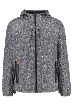 Superdry - SUPERSTORM CAGOULE - Laufjacke - anthracite