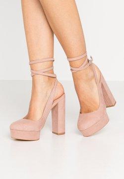 Even&Odd - High Heel Pumps - nude
