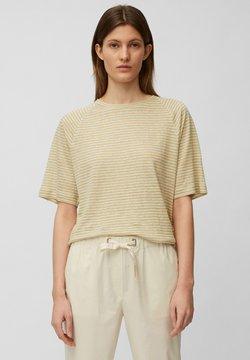 Marc O'Polo - T-Shirt print - multi/sweet corn