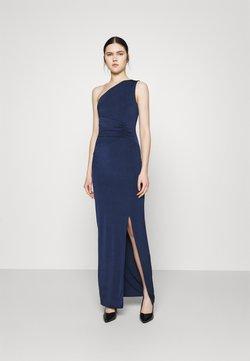WAL G. - JULIANNA RUCHED DRESS - Suknia balowa - navy blue