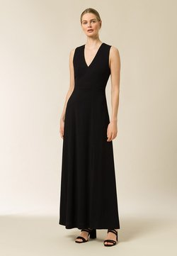 IVY & OAK - BACK SLIT DRESS MAXI - Occasion wear - black