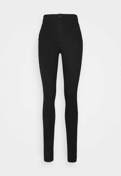 PIECES Tall - PCHIGHFIVE FLEX - Jeans Skinny Fit - black