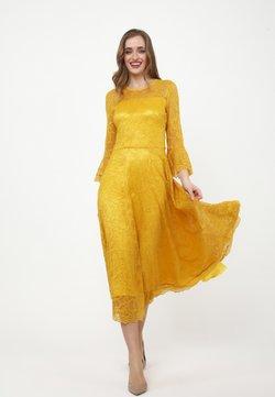 Madam-T - Cocktailkleid/festliches Kleid - gelb