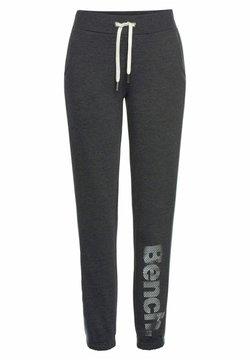 Bench - Jogginghose - grau meliert
