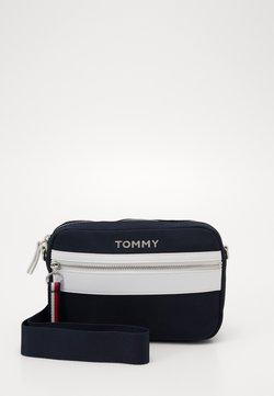 Tommy Hilfiger - CROSSOVER - Sac bandoulière - blue