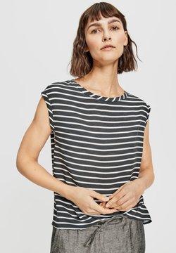 Opus - FAUNE - T-Shirt print - black white