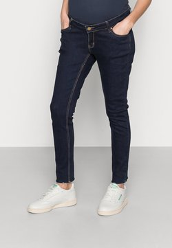 Forever Fit - ANKLE GRAZER - Jeans Skinny Fit - indigo