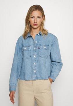 Levi's® - OLSEN UTILITY - Button-down blouse - loosey goosey