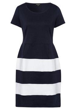 More & More - Jerseykleid - dunkelblau