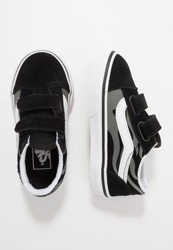 Vans - OLD SKOOL - Zapatillas - black/true white