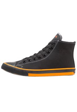 Harley Davidson - NATHAN - Sneaker high - black