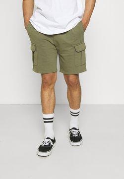 Karl Kani - SMALL SIGNATURE WASHED - Shorts - green