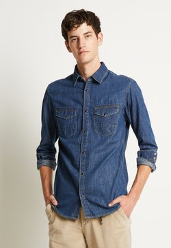 Jack & Jones - JJIFOX JJSHIRT - Camicia - blue denim