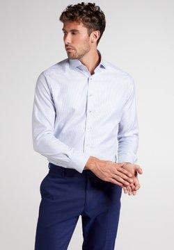 Eterna - MODERN FIT - Businesshemd - blau/weiß