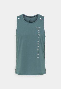 Nike Performance - MILER TANK HYBRD - Top - hasta/hasta