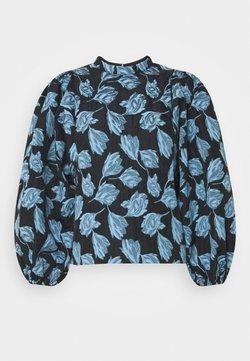 Samsøe Samsøe - HARRIET BLOUSE - Bluse - blue