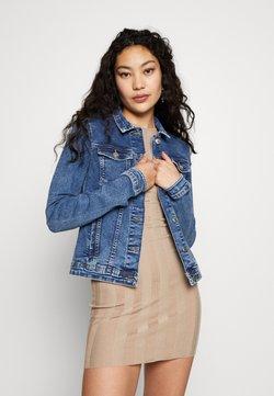 ONLY Tall - ONLTIA JACKET - Veste en jean - medium blue denim