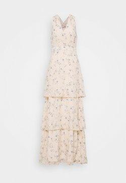 YAS Tall - YASRIGA MAXI DRESS SHOW TALL - Maxiklänning - shifting sand/riga