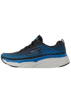 Skechers Performance - MAX CUSHIONING ELITE - Zapatillas de running neutras - black/blue