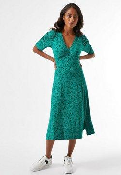 Dorothy Perkins - Sukienka letnia - green