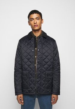Barbour - DIGGLE QUILT - Jas - navy classic