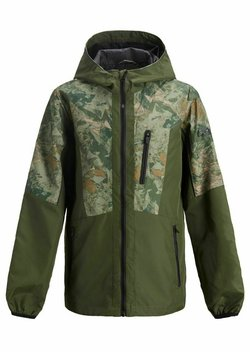 Jack & Jones Junior - JCOCARSON - Overgangsjakker - rifle green