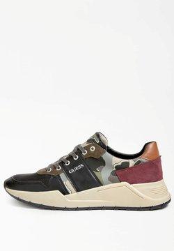 Guess - LUCCA - Sneaker low - grün