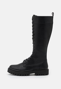 Even&Odd - Lace-up boots - black