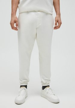 PULL&BEAR - Jogginghose - white