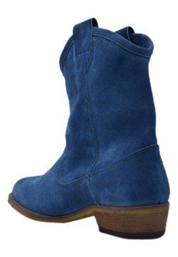 Fertini - Ankle Boot - ocean blue