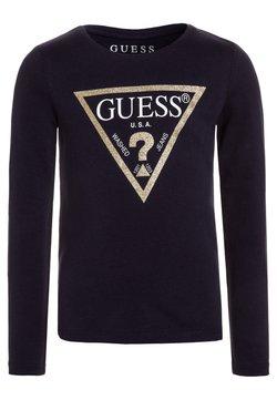 Guess - Bluzka z długim rękawem - duke blue