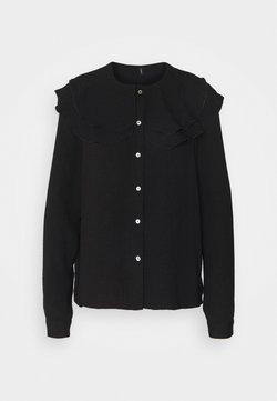 Vero Moda Tall - VMWIGGA COLLAR - Overhemdblouse - black
