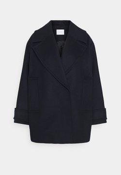 IVY & OAK - EGG SHAPED COAT - Manteau classique - navy blue