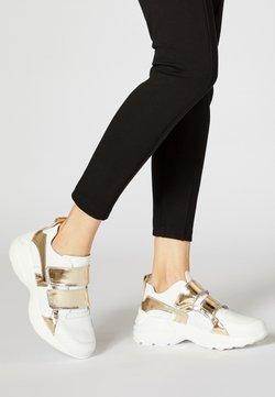 Felipa - Sneakers basse - or blanc