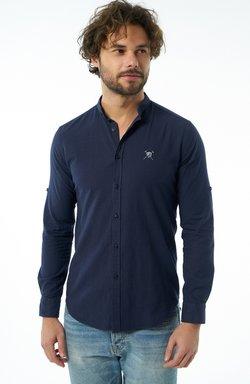 Auden Cavill - Businesshemd - dunkelblau