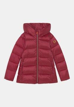 Save the duck - IRIS GRACIE - Vinterjacka - ruby red
