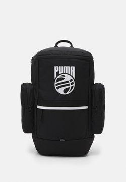Puma - BASKETBALL BACKPACK - Reppu - black