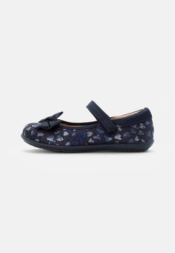 Friboo - BALLET PUMPS - Klassischer  Ballerina - dark blue