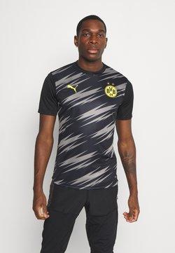 Puma - BVB BORUSSIA DORTMUND STADIUM - Vereinsmannschaften - black/asphalt