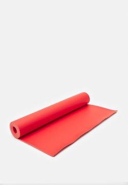 B YOGA - MAT EVERYDAY UNISEX - Fitness / Yoga - sunrise red