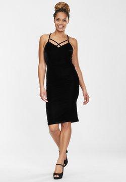 Collectif - DORCAS  - Cocktailkleid/festliches Kleid - black