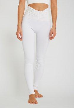 Yogasearcher - SHAPE - Tights - white