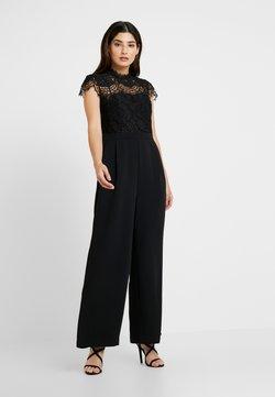 Forever New Petite - LEONA WIDE LEG - Combinaison - black