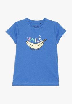 Blue Seven - T-shirt print - ocean