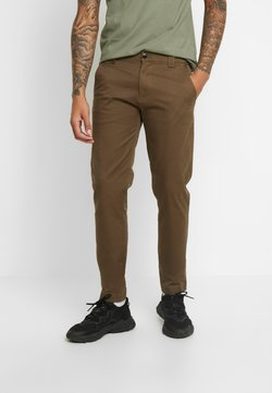 Tommy Jeans - SCANTON PANT - Chinot - canteen