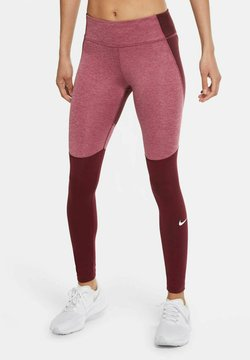 Nike Performance - Tights - bordeaux