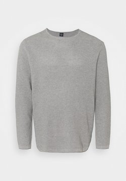 s.Oliver - LANGARM - Pullover - light grey